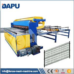 Fence-panel-welding-machine
