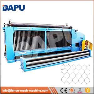 Gabion-mesh-machine