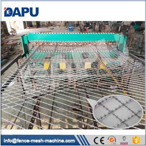 Razor-wire-fence-welding-machine