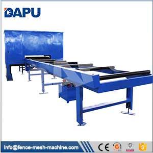 Steel-grating-cutting-machine