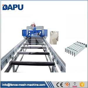 Steel-grating-welding-machine