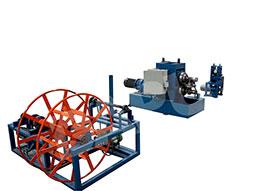 V-wire-rolling-machine