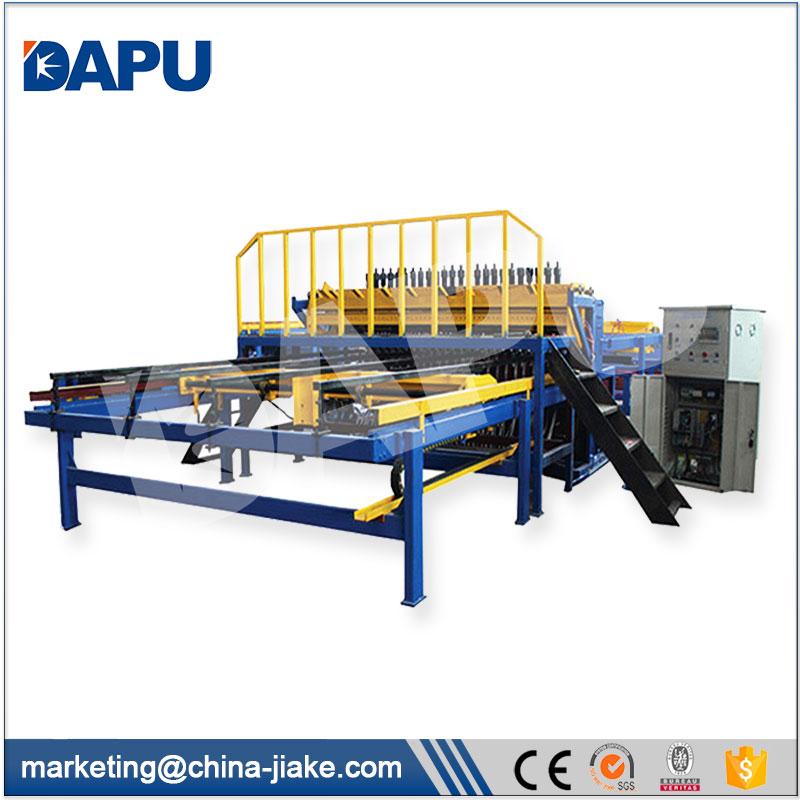 Reinforcing-mesh-welding-machine
