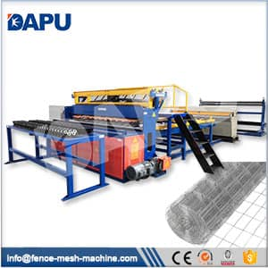 Automatic-welded-mesh-machine