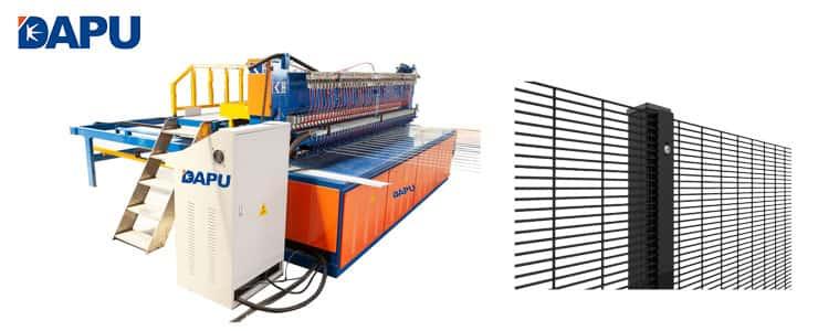 358 Fence mesh welding machine
