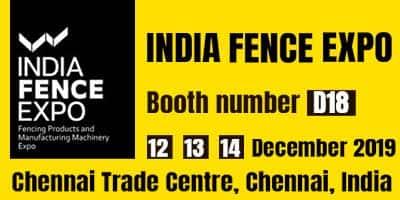 India fence expo